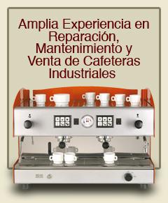Cafeteras industriales usadas en venta